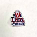 USA Cheer Pin