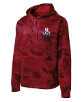 Sport-Wick CamoHex Fleece Hooded Pullover