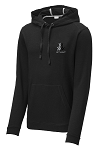 PosiCharge ® Tri-Blend Wicking Fleece Hooded Pullover