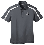 Men's Silk Touch Performance Colorblock Stripe Polo