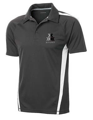 Men's PosiCharge Micro-Mesh Colorblock Polo