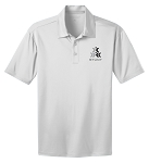 Men's STUNT Official Polo, White