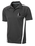 Men's STUNT PosiCharge Micro-Mesh Colorblock Polo